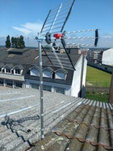 Instalación de antenas Valencia