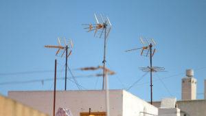 Cambio de antenas Valencia