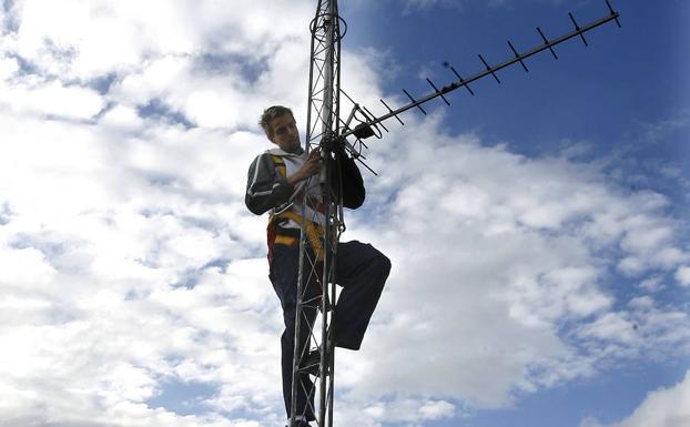 Empresa de cambio de antenas Valencia
