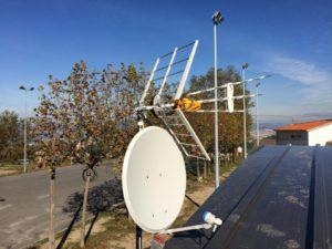 Reparación de antenas parabólicas tdt Valencia
