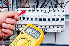 Servicio de reparaciones eléctricas Valencia